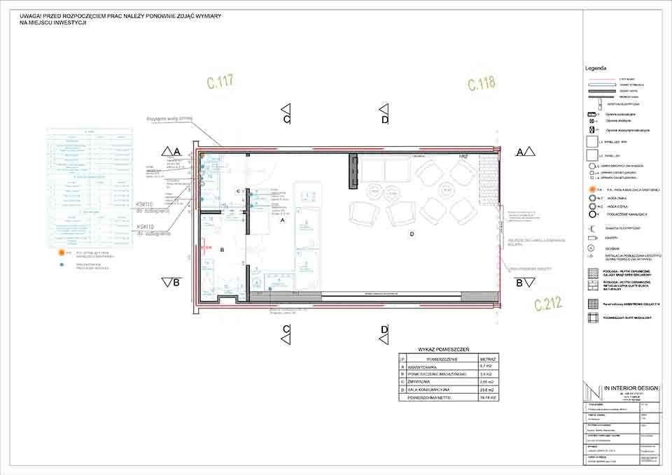 Projektowanie I Aranżacja Wnętrza Restauracji Wystrój